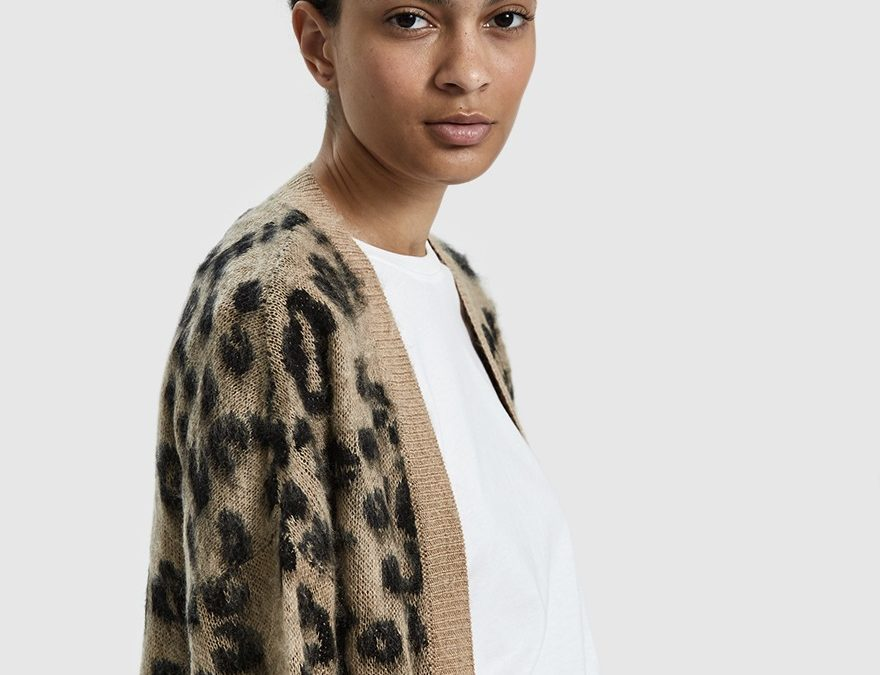 The Wild & Confident Look of Animal Prints